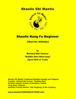 book cover of Shaolin Kung Fu Beginner