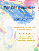 Book cover of Tai Chi Beginner