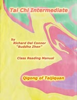 book cover of Tai Chi Intermediate by Buddha Z